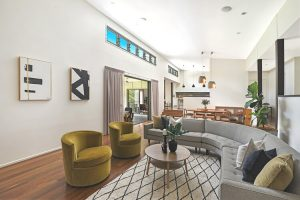 Property Management - well decorated living room